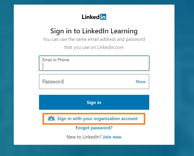 LinkedIn Learning - IT Training - University of Florida